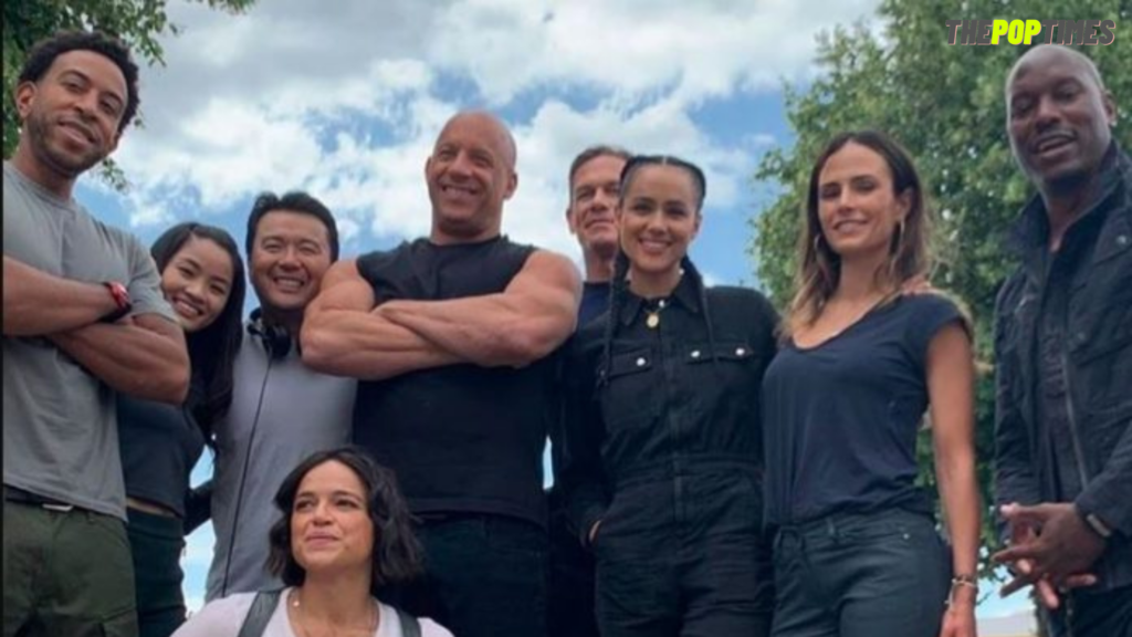 Fast And Furious 9 cast