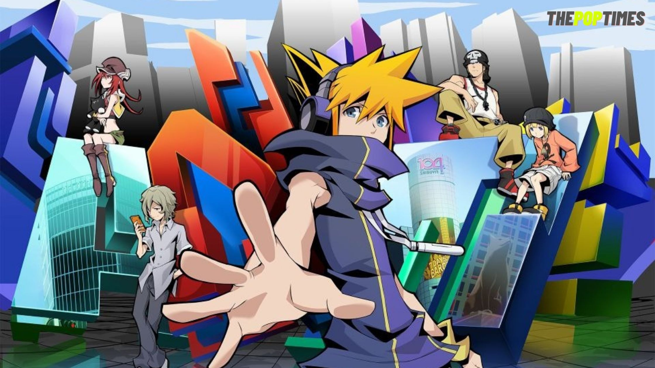 The World Ends With You The Animation Episode 6
