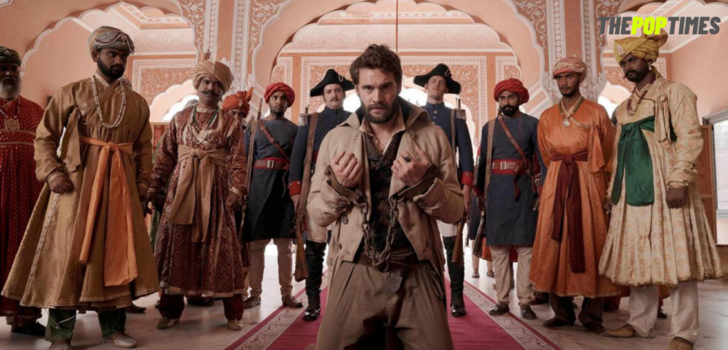 What is the plot of Beecham House?