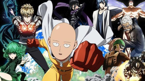 One Punch Man Chapter 152